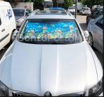 Autós napellenző aqua TH805