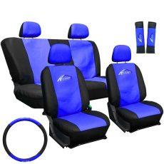 Univerzális üléshuzat UL-AG23001BBL kék -fekete