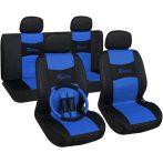Univerzális üléshuzat UL-AG28505BBL  kék-fekete