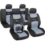 Univerzális üléshuzat UL-AG28505BG szürke-fekete