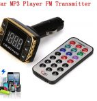 FM Transmitter HF-MP3/USB965